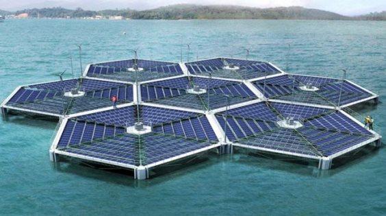 solar island maldives