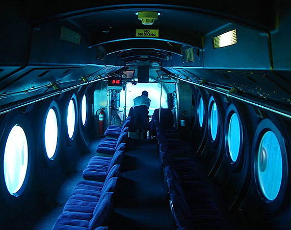 tourist submarine maldives